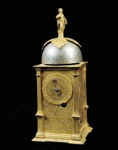 Allemagne du Sud, Vers 1580 Horloge de table...