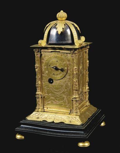 Allemagne du sud, 1575. Horloge de table...