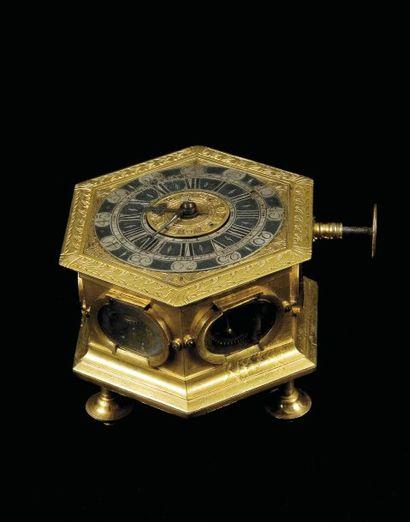 Joseph Jans in Passau, vers 1730. Horloge...