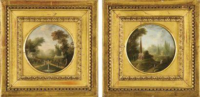 Attribué à Etienne THEAULON (1739-1780)
