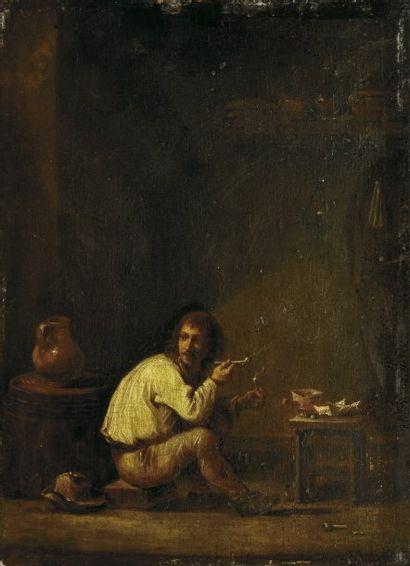 Attribué à David TENIERS (1582-1649)