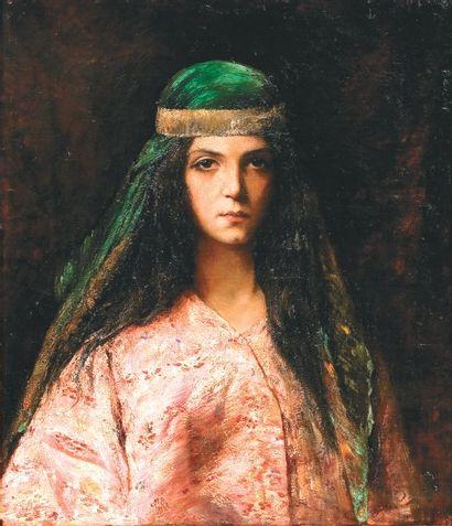Attribué à Benjamin CONSTANT (1845-1902)