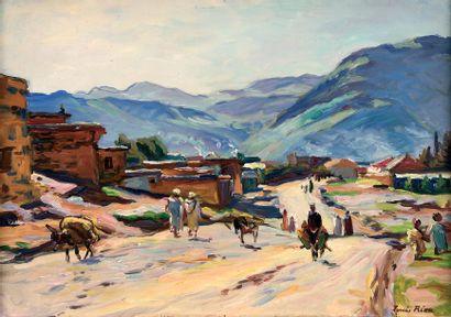 Louis Adolphe RIOU (1893-1958)