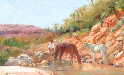 John Lewis SHONBORN (1855-1931)