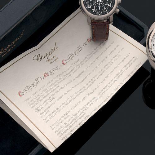 CHOPARD Fly Back Chronometer. Jacky ICKX Edition série limitée N°561/1000 expl. …