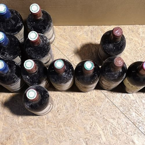 25 bottles  BORDEAUX and OTHERS France FOR SALE AS IS
