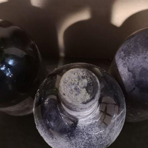3 magnums  VARIOUS BURGUNDIES FOR SALE AS IS   1 magnum of Ch. BEAUMONT Haut Méd…