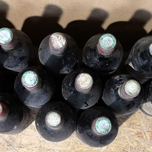 27 bottles  MISCELLANEOUS BORDEAUX FOR SALE AS IS 10 bottles Ch. La MOTHE Haut M…