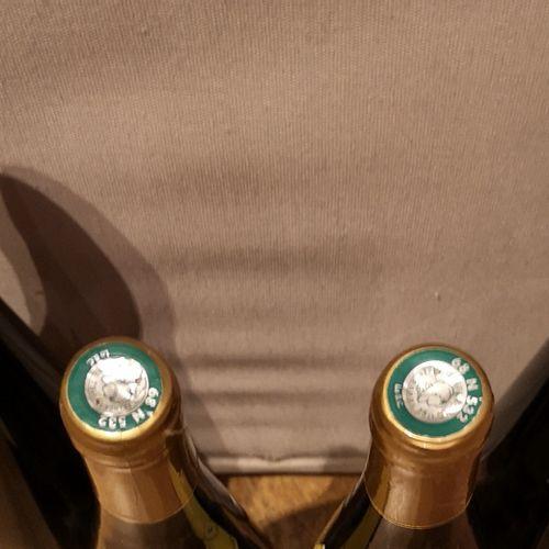 """4 bouteilles  VINS D'ALSACE DIVERS A VENDRE EN L'ETAT : 2 Pinot Blanc """"Vieilles …"""