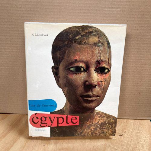 MAZENOD  The Art of Ancient Egypt  1 volume