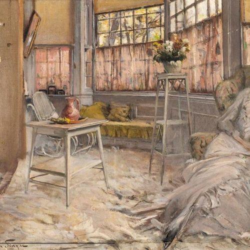 Singer, Winnaretta Eugénie 1865 Yonkers/New York 1943 London. Received her artis…