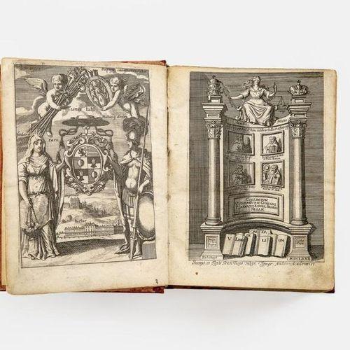 Collegium Universi Juris Canonici By Ludwig Engel. 2 parts in 1 vol. Salzburg, J…