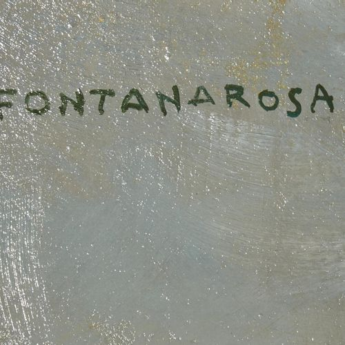 26 Lucien FONTANAROSA (1912 1975)  L'insomnie, circa 1970  Huile sur toile  Sign…