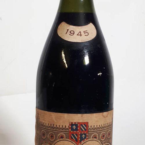 1 B POMMARD (Niv. 3,5cm, efs, cla frottmt) Renversez 1945