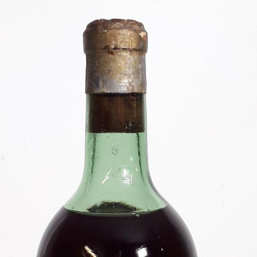 1 B CHÂTEAU D'YQUEM (Niv. 3,8cm ss liège 50mm, eta, ca, sca) Sauternes 1er GCC 1…