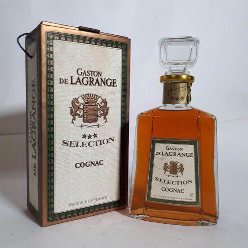 1 B COGNAC GASTON DE LAGRANGE Cognac ***