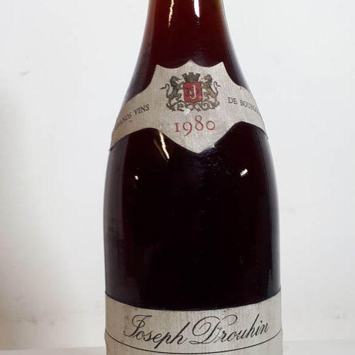 1 B SAVIGNY LES BEAUNE (ets, cls) Drouhin 1980