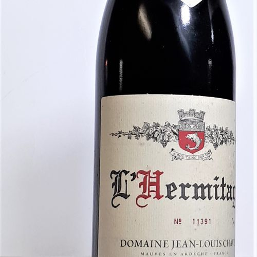 1 B HERMITAGE ROUGE (els, ctla frottement) J.L CHAVE 2010