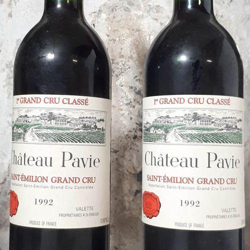 2 B CHÂTEAU PAVIE (*) St Emilion 1GCC 1993