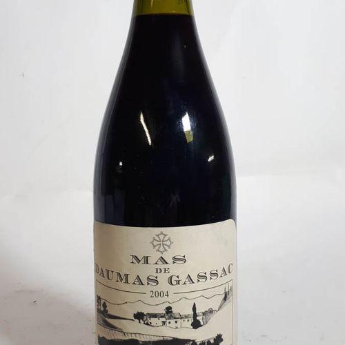 1 B MAS DAUMAS GASSAC en Languedoc (contre e.S) A. Guibert 2004