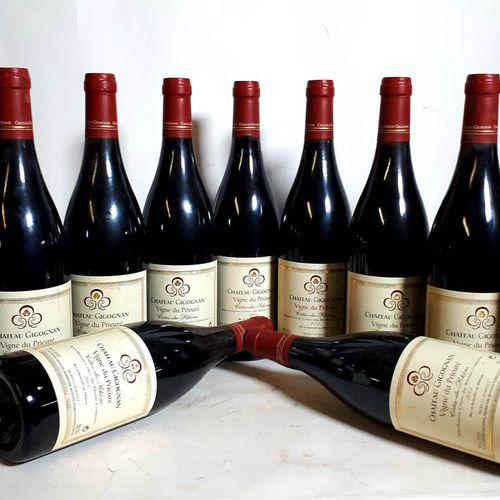 11 B CHÂTEAU GIGOGNAN Vigne du Prieuré (Niv.Optim. Sauf 1, elfs, ctla) Côtes du …