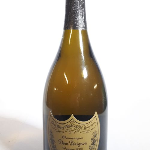 1 DOM PERIGNON Champagne 2002