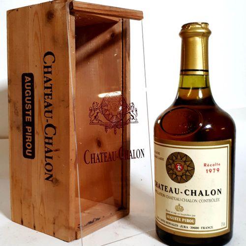 1 B CHÂTEAU CHALON, CBO (*) A.Pirou 1979