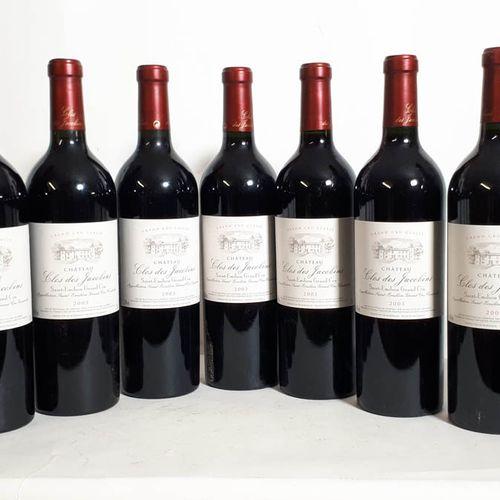 9 B CHÂTEAU CLOS DES JACOBINS (*) St Emilion GC 2003