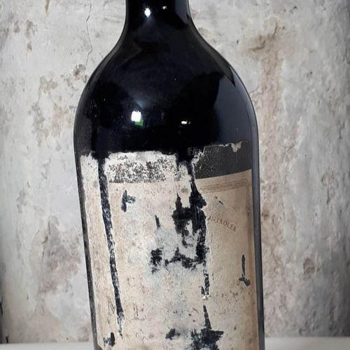 1 Mag CHÂTEAU MEYNEY (Niv.Optim, eta illisib, ctla incisée) St Estèphe 1992