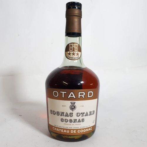 1 B COGNAC OTARD 40° (*) Château de Cognac ***