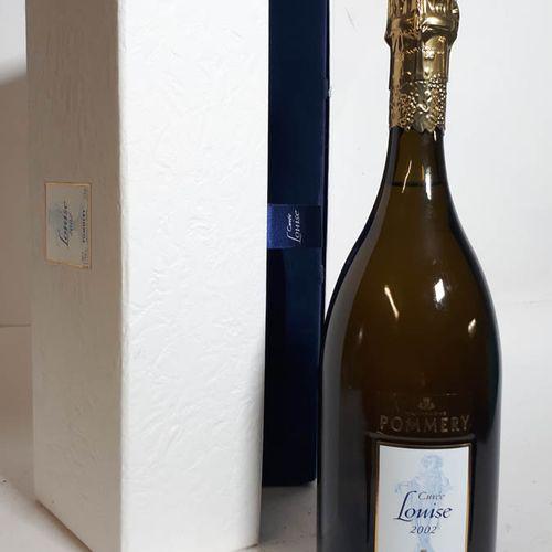 1 B CUVEE LOUISE POMMERY Grande Cuvée, L11214014 Champagne 2002