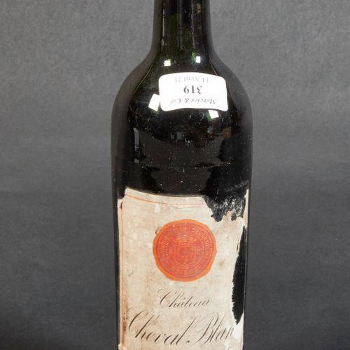 1 B CHÂTEAU CHEVAL BLANC mise J.Vandermeulen Decannières (Niv. B.E. Ou 6cm, ets,…