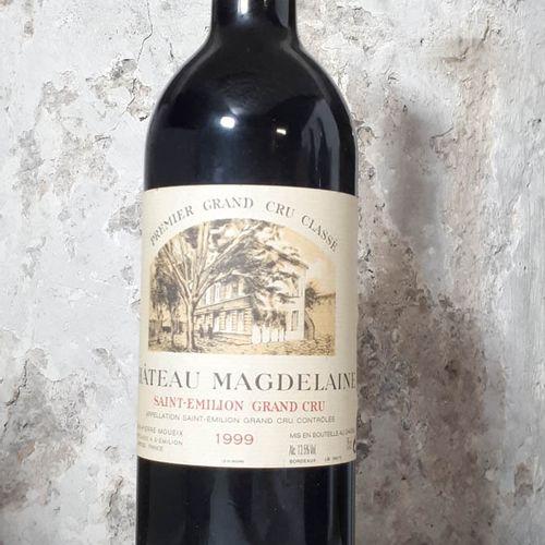 1 B CHÂTEAU MAGDELAINE (*) St Emilion 1GCC 1999