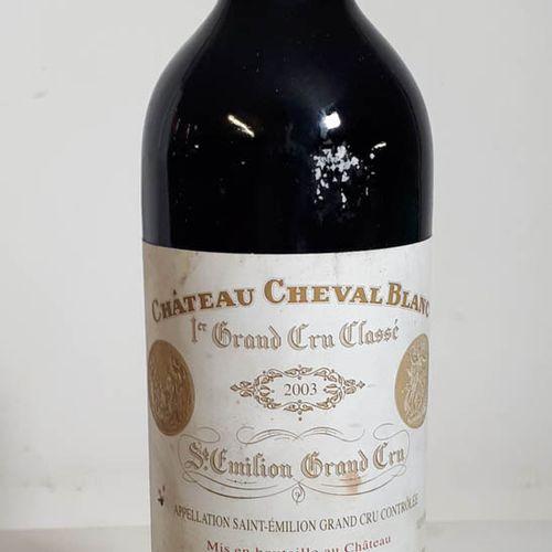 1 B CHÂTEAU CHEVAL BLANC (els St Emilion 1er GCC 2003