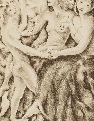 Lydis. – J. Gay. L'opéra des mendiants. Paris 1937. Kl. Fol. 121 p., 2 feuilles,…