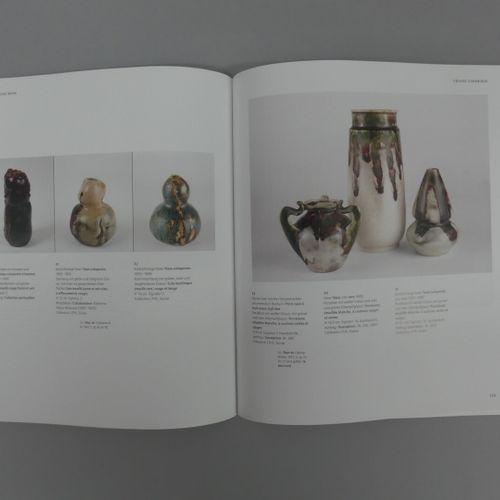CERAMICS XXth lot of 2 books :  Adrien DALPAYRAT French Art Nouveau Ceramics / A…