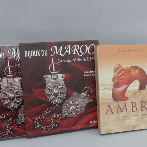 Moroccan Jewelry, The Beauty of the Devils / Ramirez & Rolot / ACR Edition  Ambe…