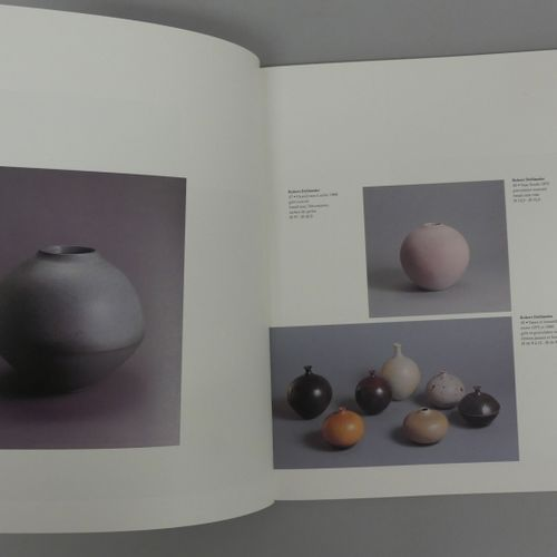 CERAMICS XXth / 3 volumes :  Dunkirk, Museum of Contemporary Art : Collection Bu…