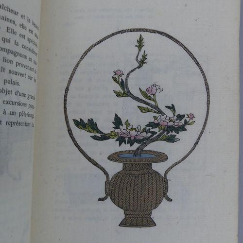 KOEHN (A.). SYMBOLISME DES FLEURS AU JAPON. Peking, Lotus Court Publications, 19…