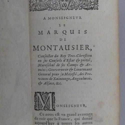 COMMINES (Philippe de). LES MÉMOIRES. Leide, Elzeviers, 1648. Petit in 12 (70 X …