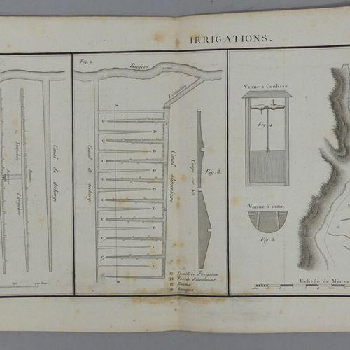 ANDREOSSY (Antoine François).HISTOIRE DU CANAL DU MIDI, ou Canal de Languedoc. …