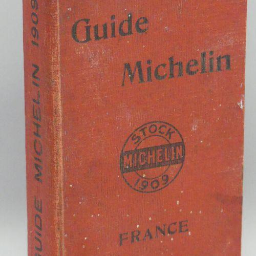 [GASTRONOMIE]. GUIDE MICHELIN POUR LA FRANCE. Clermont Ferrand, Michelin et Cie,…