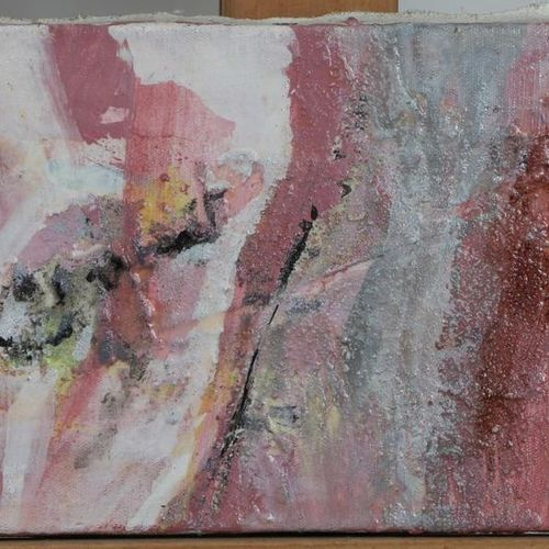 Petite Loire I. Acrylic on canvas. SDB. Contresigned on the back. (TA1449) 2M
