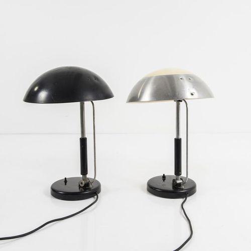 Karl Trabert, Two table lights, c. 1930 Karl Trabert, Two table lights, c. 1930,…