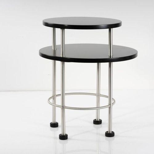 Warren McArthur, Side table, c. 1935 Warren McArthur, Side table, c. 1935, H. 67…
