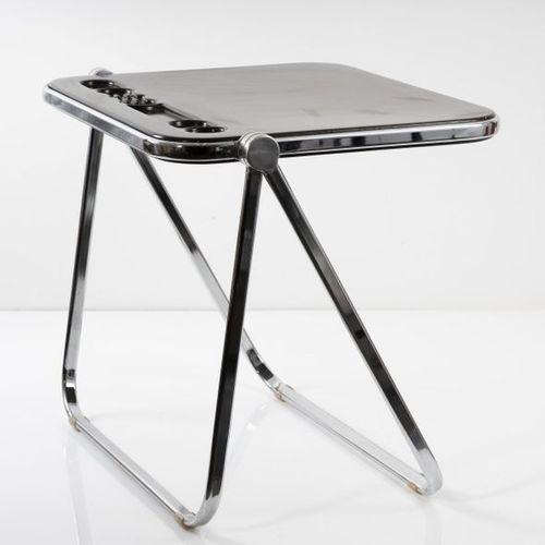 Giancarlo Piretti, 'Platone' folding table, 1970 Giancarlo Piretti, 'Platone' fo…