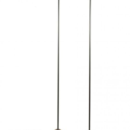 Perry King etc., Two 'Jill' floor lamps, 1978 Perry King etc., Two 'Jill' floor …