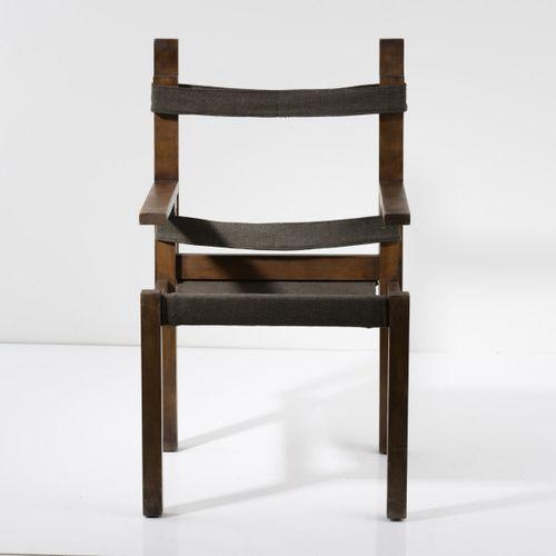 Marcel Breuer , 'ti 1a' chaise à lattes de bois, 1924, H. 92,2 x 56,1 x 58,4 cm …