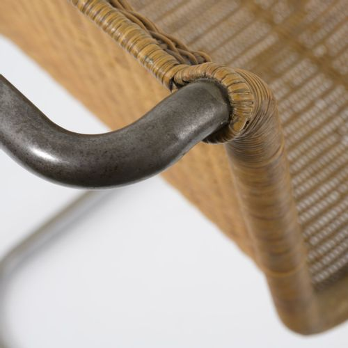 Marcel Breuer (attr.), Chaise cantilever, c. 1928, H. 86 x 47,5 x 65 cm ; Tube Ø…