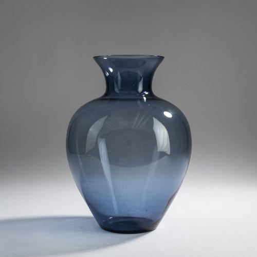 "Wilhelm Wagenfeld, vase ""Paris"", 1936, H. 31 cm. Fabriqué par Vereinigte Lausitz…"